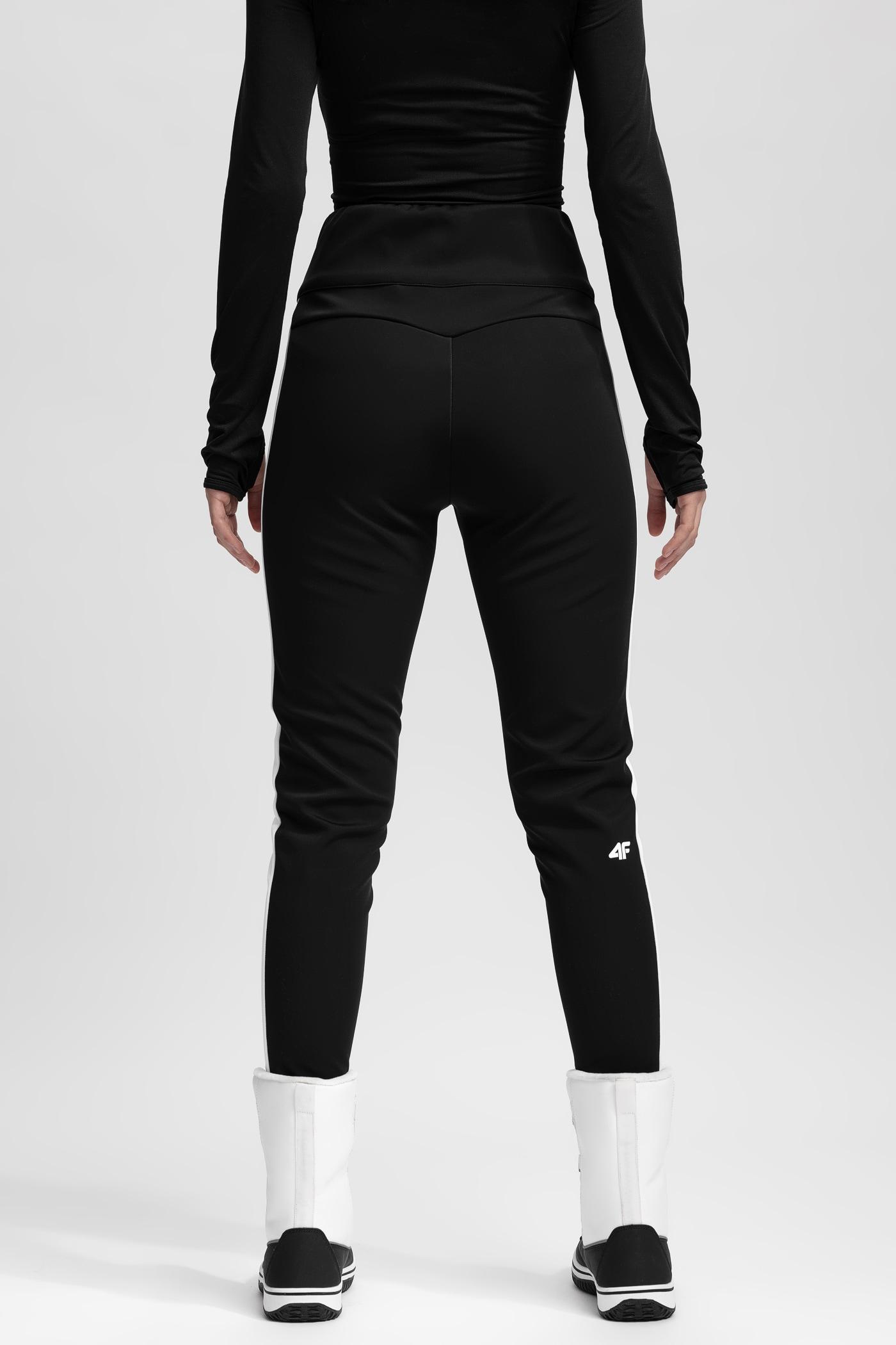 9c4d3ffeb8e5 Dámske lyžiarske nohavice SPDN101 - čierna