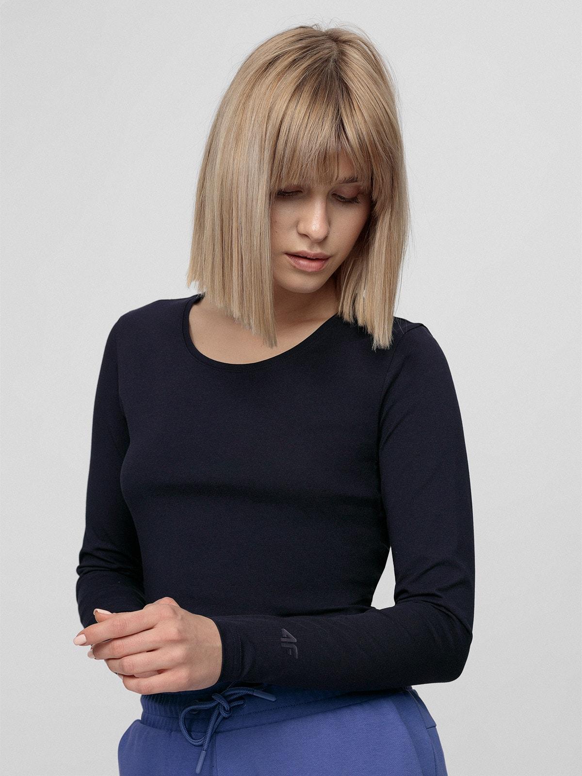 Dámske tričko s dlhým rukávom