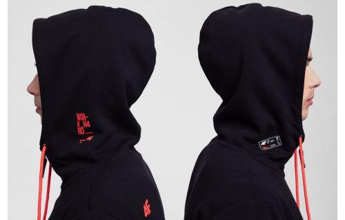 Pánska mikina BLM220 – čierna
