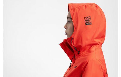 Dámska mestská bunda KUD301 – červená