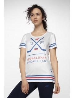 2023496ba179 Dámske tričko pre hokejových fanúšikov z limitovanej kolekcie Mariána  Gáboríka TSDF010