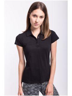 dámske polo tričko TSD050 - čierna