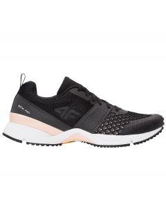 Dámske bežecké topánky OBDS100 - čierna