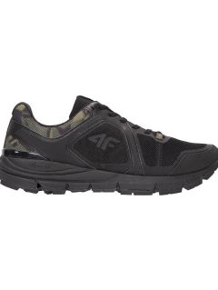 Pánske bežecké topánky OBMS101 - čierna