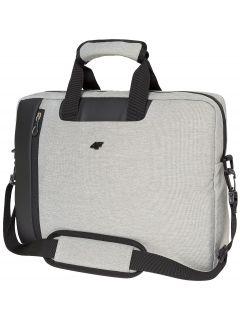 Taška na notebook TRU001  - šedá melanž