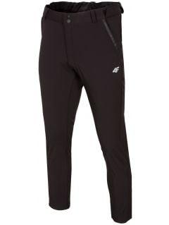 Pánske trekingové nohavice SPMT002  - čierna