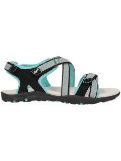 cdbbdca447e8 Sandále pre mladšie dievčatká JSAD102 - multikolor