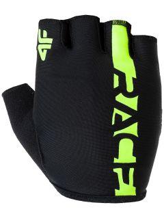 Cyklistické rukavice RRU005 - čierna