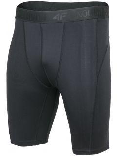 Pánske tréningové šortky SKMF006 - black