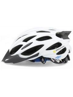 Cyklistická prilba unisex KSR300 - biela