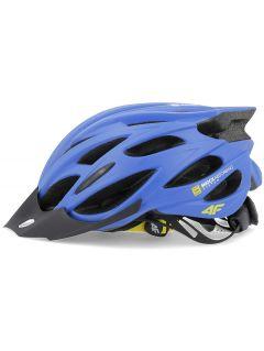 Cyklistická prilba unisex KSR300 - denim
