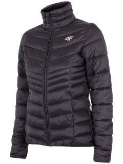 Dámska bunda KUDP300 - čierna