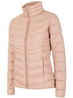 Dámska bunda KUDP300 - svetloružová