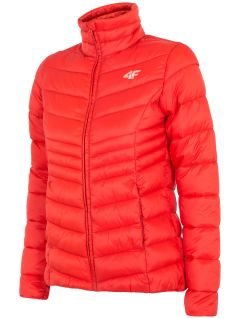 Dámska bunda KUDP300 - červená