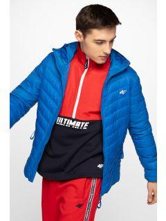 Pánska bunda KUMP302 – kobaltová modrá ccbe6144da0