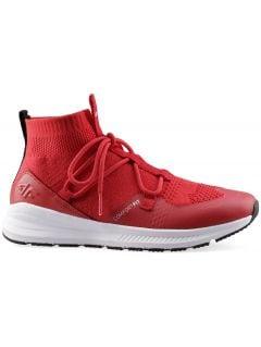 Dámske lifestylové topánky OBDL202 – červená