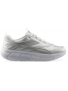 Dámske lifestylové topánky OBDL203 – strieborná