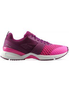 Dámske bežecké topánky OBDS100 – ružová