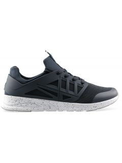 Pánske lifestylové topánky OBML202 – tmavomodrá