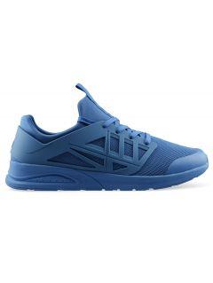 Pánske lifestylové topánky OBML202 – modrá