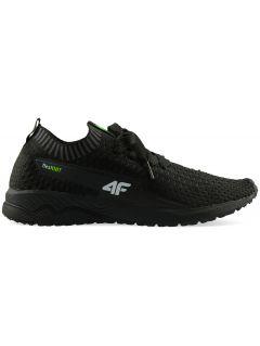 Pánske športové topánky OBMS300 – čierna