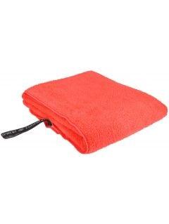 Športový uterák RECU201B - neónová červená