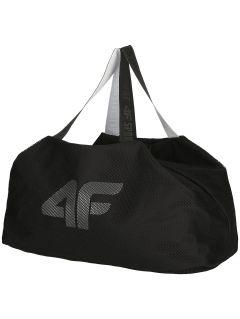Cestovná taška unisex TPU206 - hlboko čierna