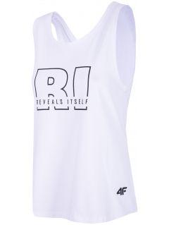 Dámske tričko TSD270 - biela