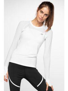 Dámska športové tričká s dlhým rukávom (longsleeve) - 4F ... 17921bf31f9