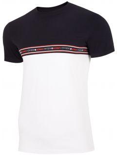 Pánske tričko TSM230 - tmavomodrá