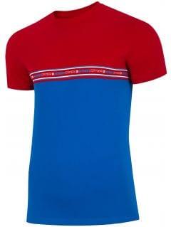 Pánske tričko TSM230 - kobaltová modrá
