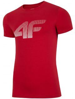 Pánske tričko TSM312 - červená