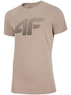 Pánske tričko TSM312 - béžová