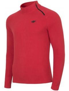Pánske flísové prádlo BIMP253 – červená