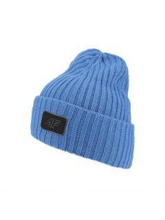 Dámska čiapka CAD252 – kobaltová modrá