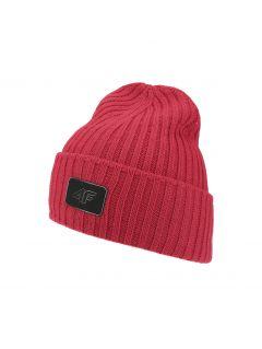 Dámska čiapka CAD252 – červená