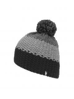 Pánska čiapka CAM154 – šedá