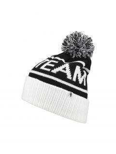 Pánska čiapka CAM257 - čierna