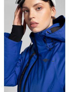 Dámska lyžiarska bunda  KUDN206 - kobaltová modrá