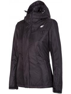 Dámska lyžiarska bunda KUDN253 – čierna
