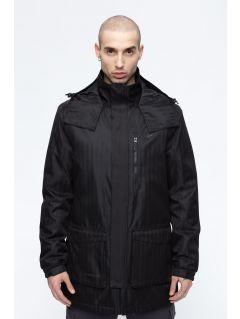 Pánska mestská bunda KUM203 - čierna