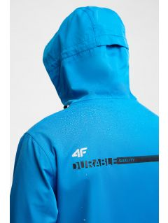 Pánska mestská bunda KUM204 – modrá