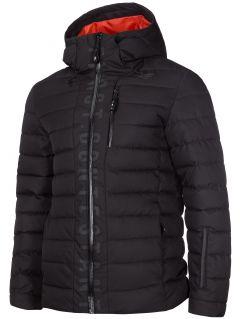 Pánska zimná bunda KUMP203 - čierna