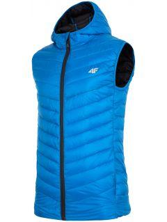 Pánska vesta KUMP302 – modrá