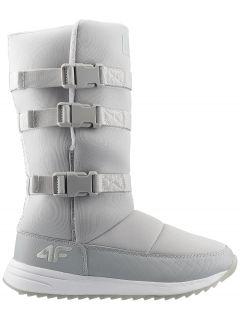 Dámske topánky do snehu OBDH200 – šedá