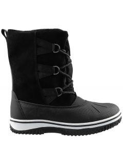 Dámske topánky do snehu OBDH202 – čierna