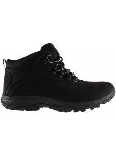 Pánske lifestylové topánky OBMH201 – čierna