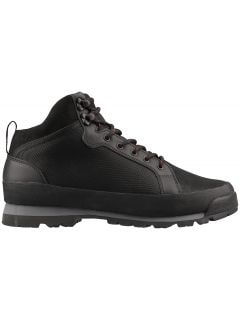 Pánske trekingové topánky OBMH204 - čierna