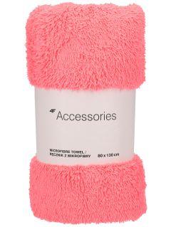 Športový uterák RECU201B – neónová ružová