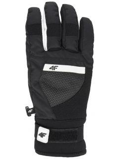 Dámske lyžiarske rukavice RED251 - čierna